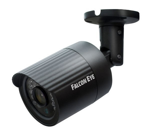 Уличная IP-видеокамера Falcon Eye FE-ipc-BL200P (f: 3,6 мм) IR, PoE