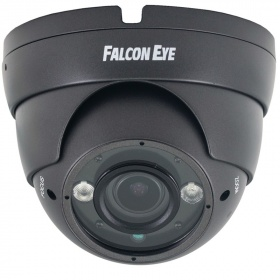 Уличная AHD-видеокамера Falcon Eye FE-IDV720AHD/35M (f: 2,8 - 12 мм) IR серая